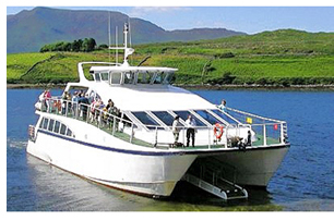 Killary Cruises welcomes you to the unspoiled splendour of the Killary, Ireland's only Fjord